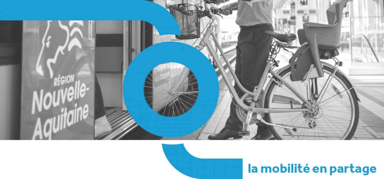 Nouvelle Aquitaine Mobilité - La mobilité en partage