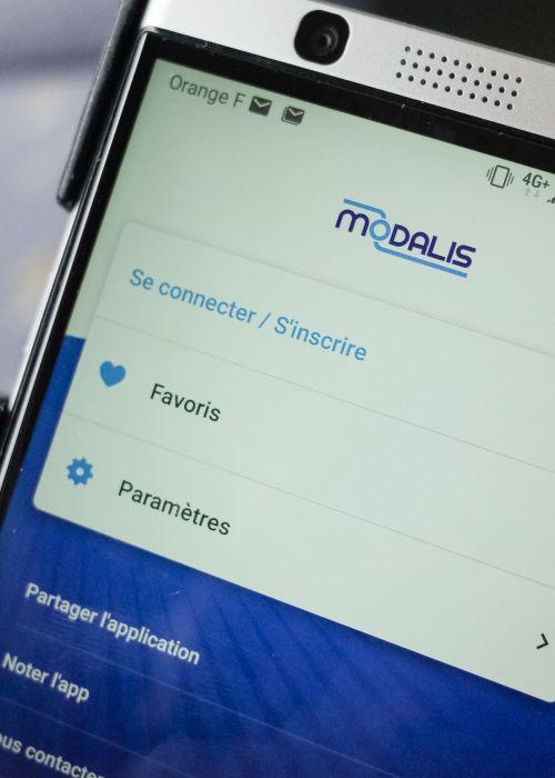 Application Modalis