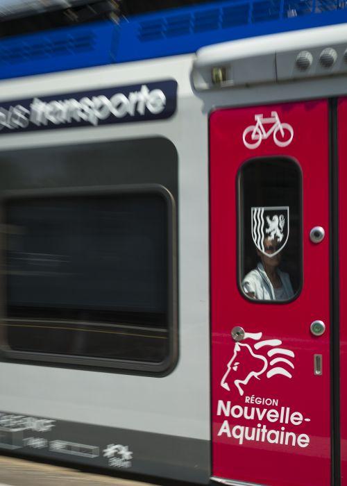 le RER métropolitain à Bordeaux